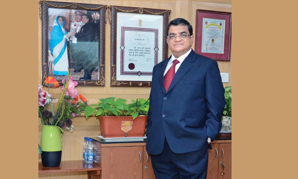 (Dr) DS Rana