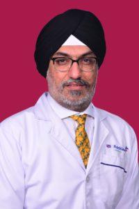 Dr Mandeep Singh