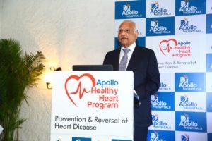 Dr Prathap C Reddy