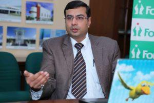 Dr Manish Ahuja, Fortis Hospital Mohali