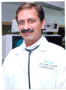 Dr Arun Kochar, Fortis Hospital-Mohali