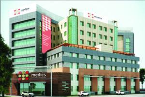 Medics Super Speciality Hospital