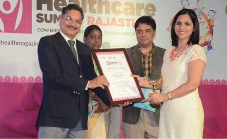 Dr Rekha, Medical Professional, Jaipuria Hospital