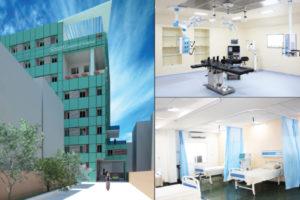 Shanti multi-speciality hospital