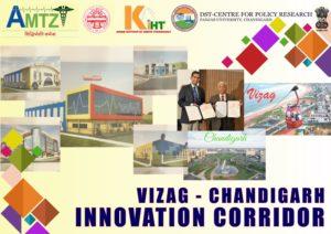 Vizag-Chandigarh innovation corridor