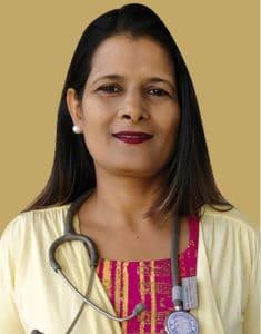 Dr Priti Nanda Sibal