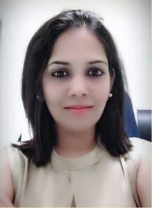 "Neha Lal, Senior General Manager "" Operations & HR, GCS Medical College"