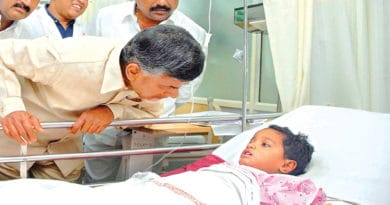 Andhra Pradesh Making a 'Giant Leap' in Healthcare Delivery