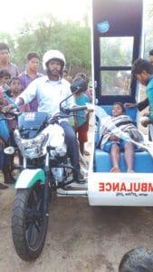 Feeder Ambulances