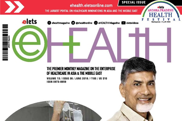Tech-driven Andhra's Giant Leap in Healthcare :: June 2018