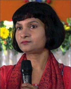 M V Padma Srivastava