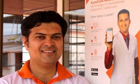 Vishnu Shashank, CEO, AyusCare