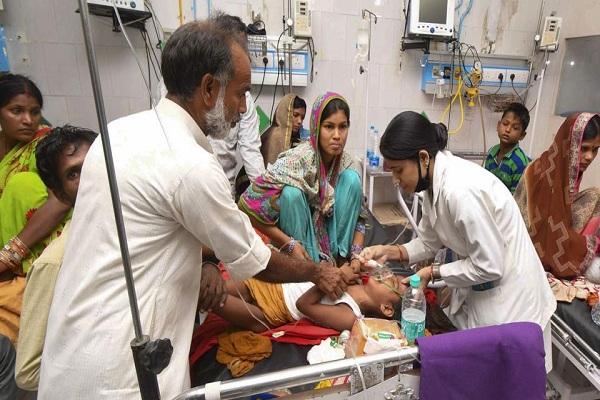 Encephalitis death in Bihar's Muzaffarpur