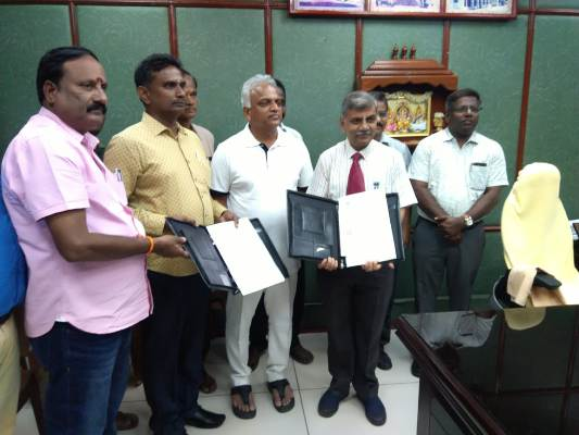 Puducherry Department of Health and Family Welfare Service