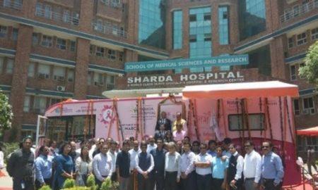 Sharda Hospital Noida