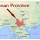 Yunnan province of China