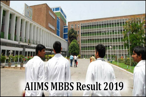 AIIMS MBBS 2019 Result