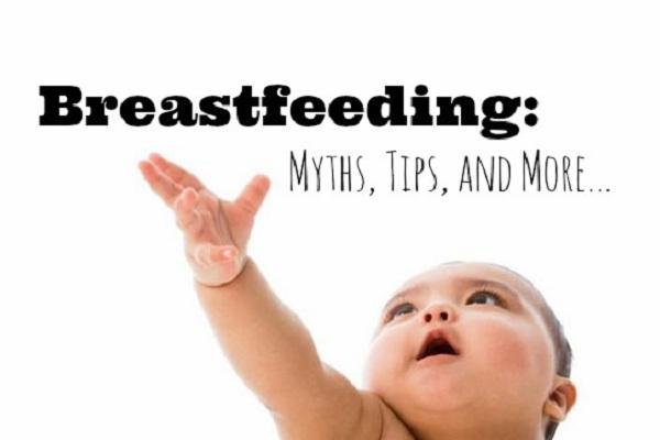 Myths of breastfeeding