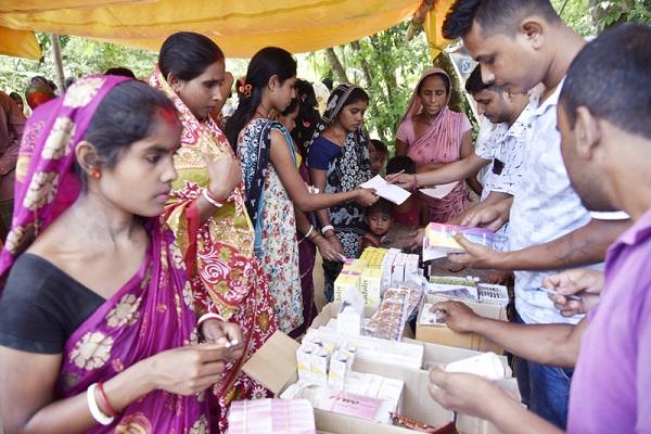 medicine supply scheme