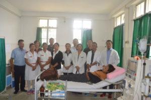 Medical College at Kohima