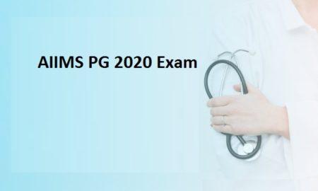 AIIMS PG 2020 Exam