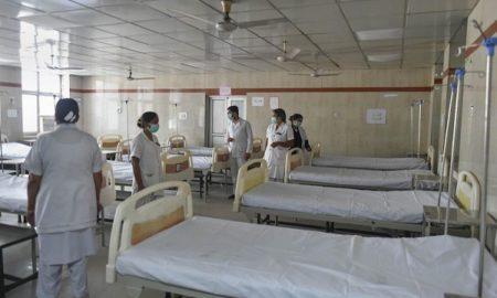 Coronavirus Scare 68 Year Old Woman Dies In Delhi