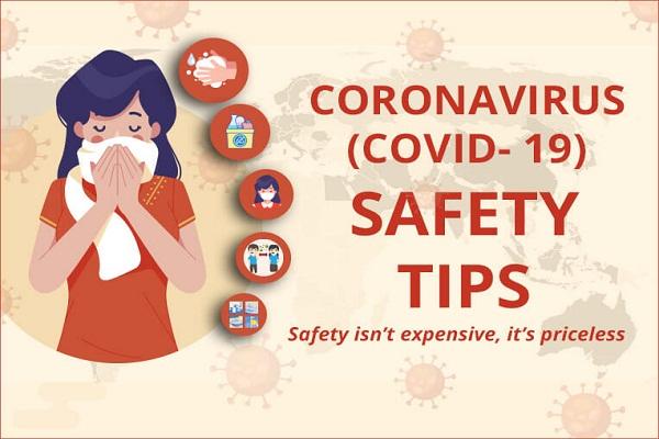 Covid -19 tips