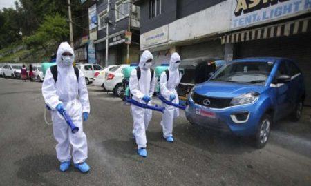 Coronavirus in India case