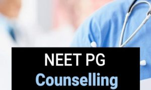 NEETPG counselling 2020