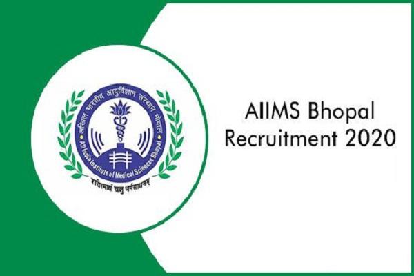 AIIMS Bhopal assistant nursing superintendent
