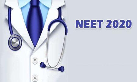 NEET 2020 Notice