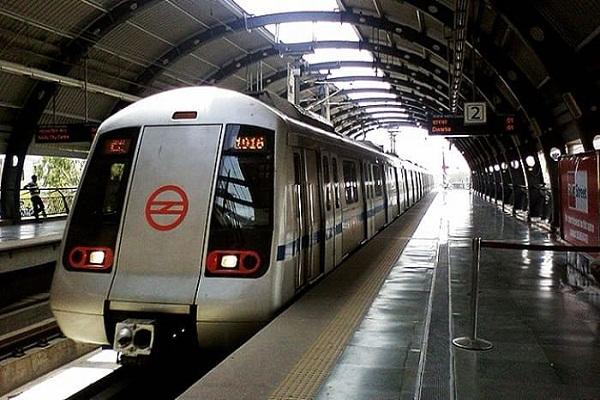 metro in Delhi
