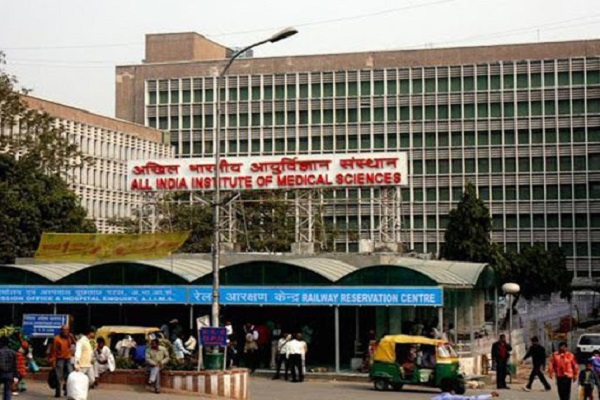 AIIMS workers test COVID positive