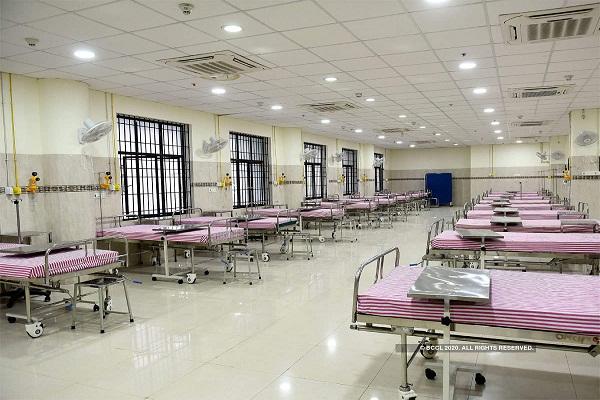 DRDO bed facility