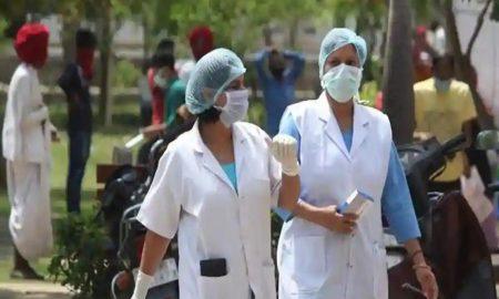 health staff