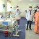 CM inaugurates 160-bed Covid hospital