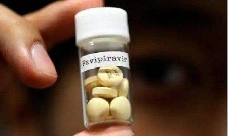 Favipiravir in India