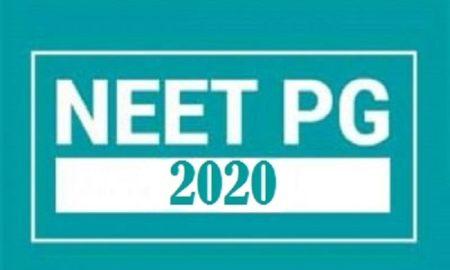 NEET PG 2020