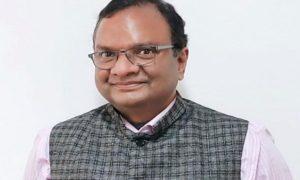 Dr K Madan Gopal