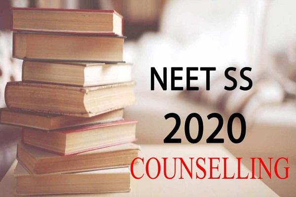 NEET SS 2020