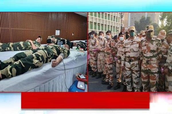 AIIMS Delhi organises blood donation