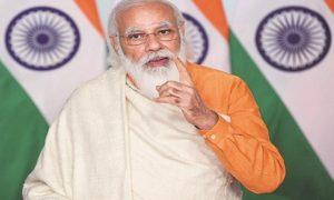 Narendra Modi corona