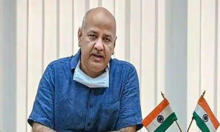 CM Manish Sisodia