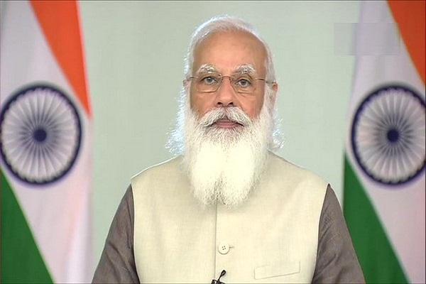 PM Modi to Health Officials