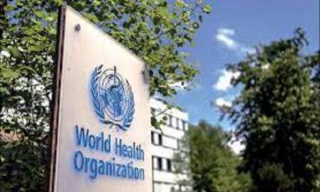 WHO Warns HIV Infection