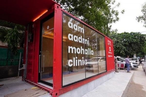 Delhi Builds Mohalla Clinics
