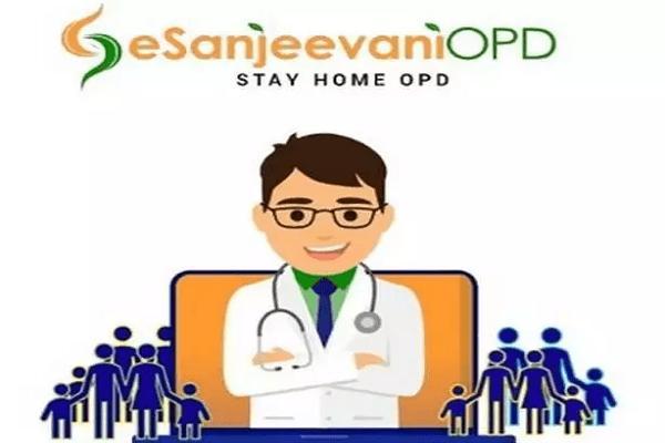 Govt's eSanjeevani initiative