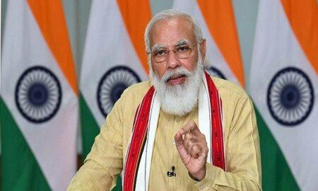 Fastest Vaccination Campaign PM Narendra Modi