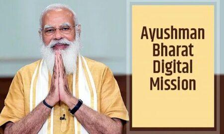 Modi Launches Ayushman Bharat Digital Mission
