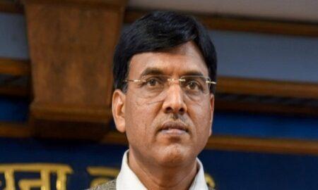 Union Health Minister Mansukh Mandaviya ji